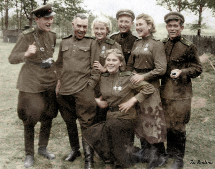 Povestea celei mai bune lunetiste din Armata Rusă: a ucis 54 de soldaţi în 10 luni. Avea 19 ani