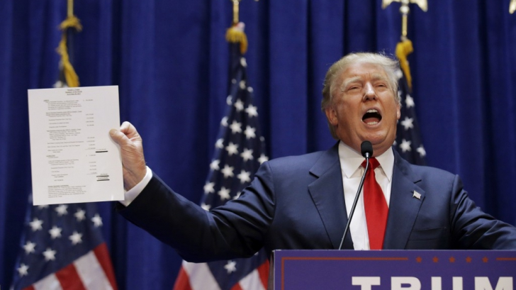 Mii de imigranți arestați la ordinul lui Donald Trump. Activiștii sunt scandalizați de motive