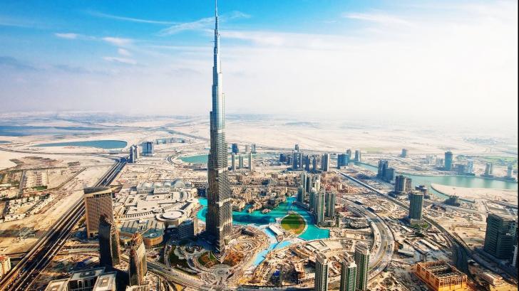 City break Dubai. Reduceri de până la 35% la Vola.ro