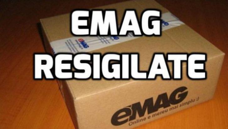 eMAG resigilate - Electrocasnicele mari au preturi foarte mici