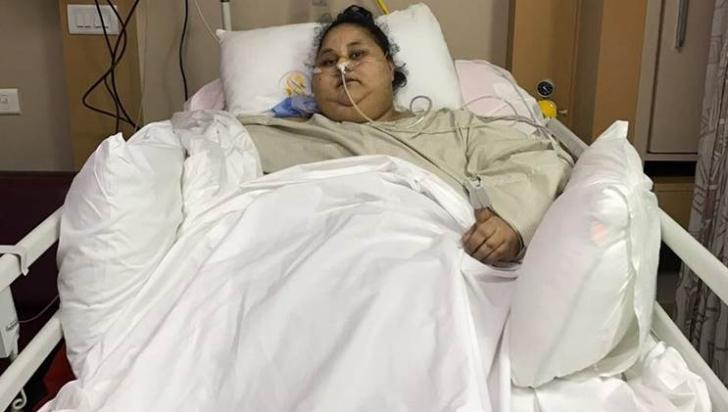 Scandal în lumea medicală! Operația de slăbire a celei mai grele femei,un eșec.Familia acuză medicii