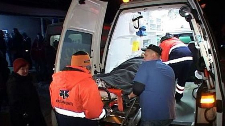 Două persoane rănite grav în urma exploziei unei butelii într-o localitate din Botoşani
