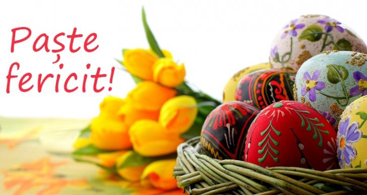 Mesaje şi felicitări de PAŞTE. Hristos a Înviat! Cele mai frumoase urări de Înviere