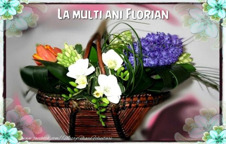 """Floriile 2017. Cele mai frumoase imagini cu numele sărbătoriţilor! Spune-le """"La mulţi ani""""!"""