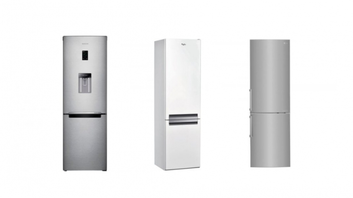 Reduceri eMAG frigidere. Oferta zilei cu reduceri de până la 45%