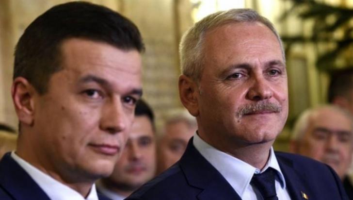 """Liviu Dragnea, """"patronul"""" noii legi a salarizării"""
