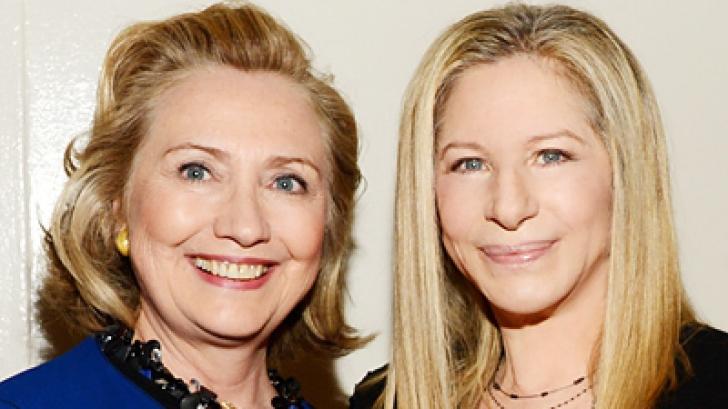 Barbra Streisand blamează sexismul american pentru eșecul lui Hillary Clinton în alegeri