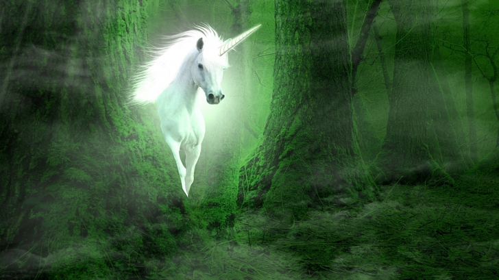 Unicornul din legende