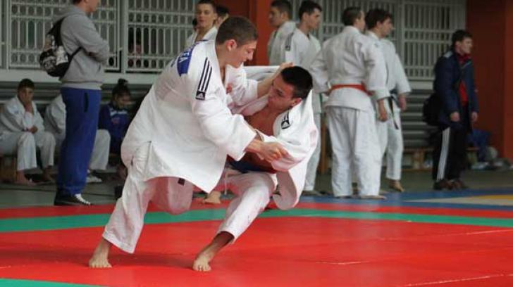 Ploiești: A început Openul European de judo la Cadeți (U 18). Câți sportivi români participă