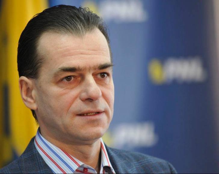Ludovic Orban: Două feluri de cicatrici port, de la adversari, dar şi de la colegi de partid