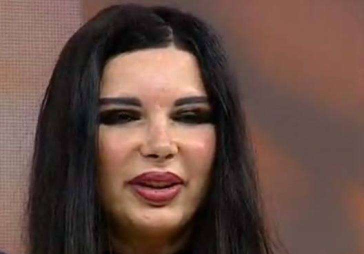 Marinela Nitu, aspect SOCANT, din cauza operatiilor estetice