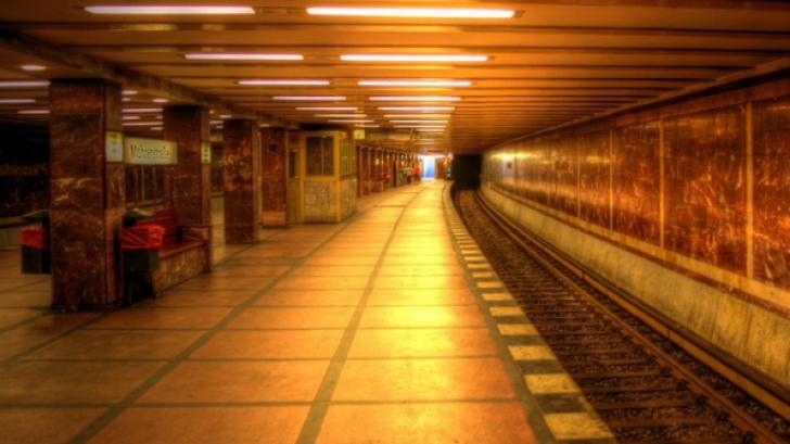 Incident, miercuri după amiază, la metrou. Circulaţia, îngreunată