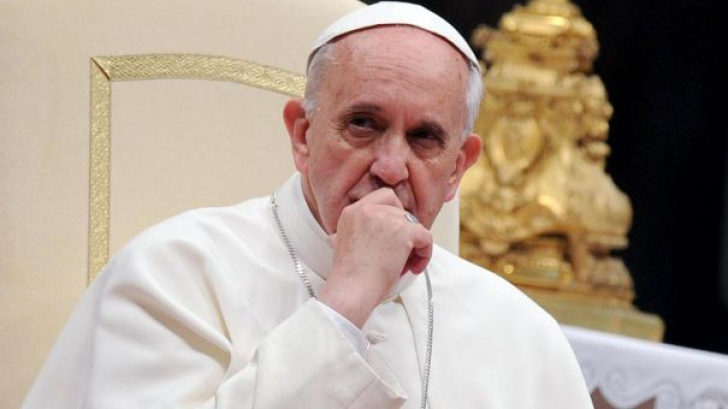 Papa Francisc, despre alegerile din Franţa: Nu ştiu de unde vine Emmanuel Macron