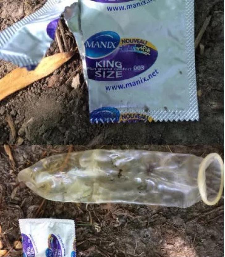 A găsit un prezervativ la coş. I-a spus iubitei că-l înşală şi pleacă.Replica ei l-a făcut să PLÂNGĂ