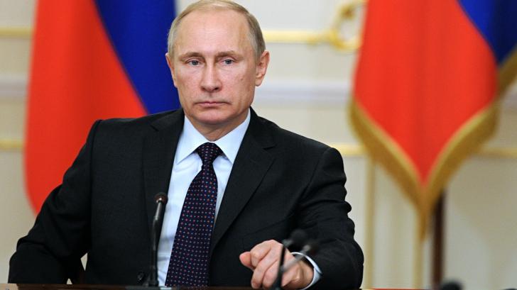 Putin promite să răzbune victimele atentatului de la Sankt Petersburg