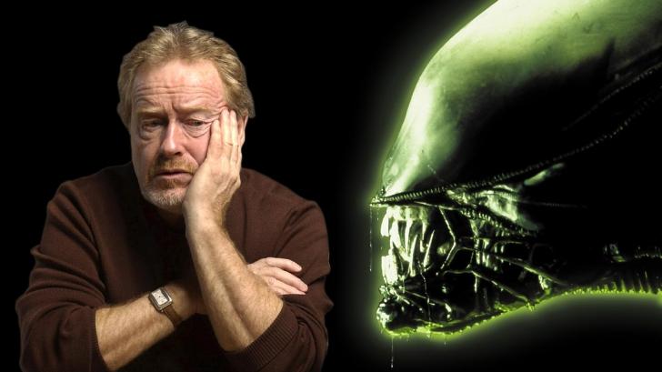 Regizorul seriei ALIEN, Ridley Scott, e convins că extratereştrii există şi că vor veni după noi