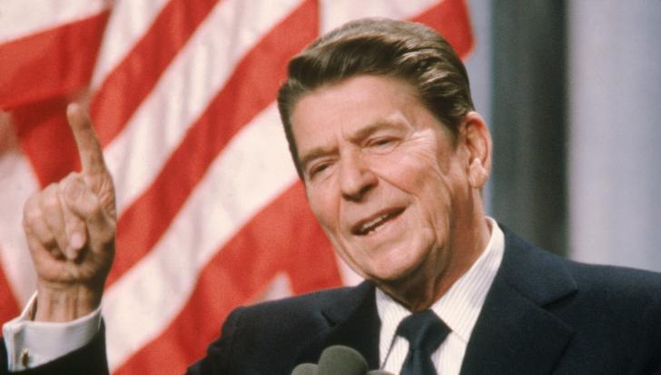 Statuia fostului preşedinte Ronald Reagan va fi amplasată în centrul Bucureştiului