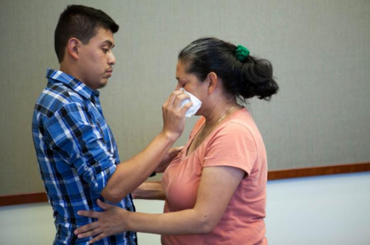 Fiul ei a dispărut pe neașteptate și a lăsat-o traumatizată. După 21 de ani a sunat telefonul..
