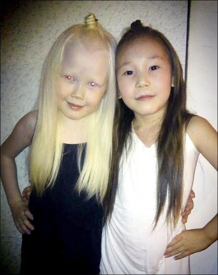 Fata din Siberia