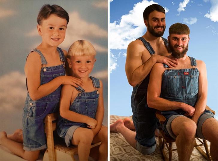 Internauții au râs cu lacrimi când au văzut aceste imagini! Cum au putut să se fotografieze