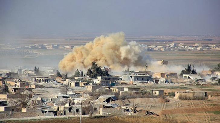 Trei soldaţi ruşi, ucişi de jihadişti în Estul Siriei