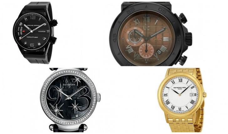 StilPropriu.ro – Top 6 cele mai elegante ceasuri de lux – au mari reduceri in limita stocului