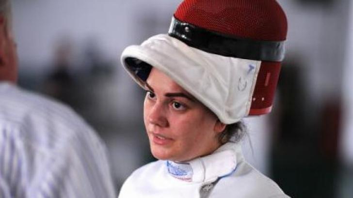 Amalia Tătăran, noua campioană națională la spadă