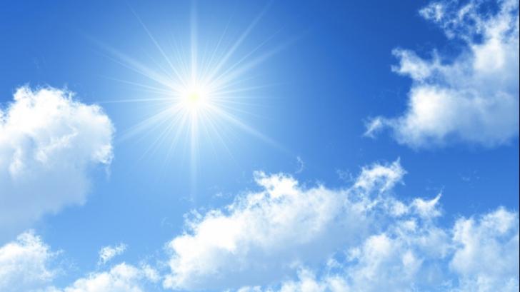 Vremea devine foarte caldă. Temperaturi de vară miercuri, în aproape toată țara