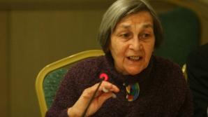JOCURI DE PUTERE, ORA 21: La mulți ani, Doina Cornea! Interviu emoţionant