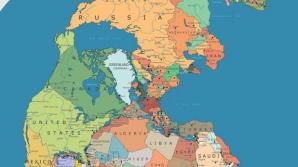 Cu cine s-ar fi învecinat România în urmă cu 300 de milioane de ani. Ar fi avut şi ieşire la ocean