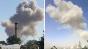 Explozie la Afganistan