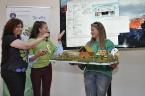 """""""Noaptea Muzeelor"""" s-a întâlnit cu ECO FEST TOUR la Bistrița - dublu câștig pentru vizitatori"""