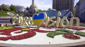 Eurovision 2017. Impresionat! Cum arată Piaţa Independenţei din Kiew în seara Eurovision-ului?