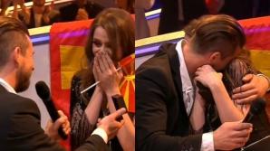 EUROVISION 2017. Cerere în căsătorie surpriză