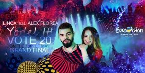 Eurovision 2017 câştigători. La ce oră cântă Ilinca şi Alex Florea?