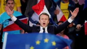 ALEGERI FRANŢA: Emmanuel Macron