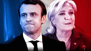 ALEGERI FRANŢA. Marine Le Pen vs. Emmanuel Macron. Cine sunt cei doi candaţi