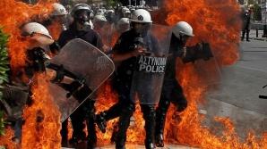 Proteste în Grecia