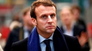 Echipa de campanie a lui Emmanuel Macron, lovită de un atac cibernetic. Care erau principlele ţinte
