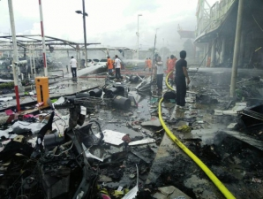 Explozie în Thailanda