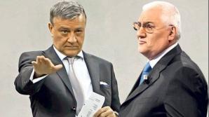 Mircea Sandu şi Mitică Dragomir