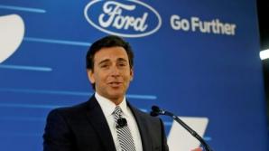 Seful Ford, înlocuit
