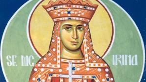 Mesaje de Sf. Irina.