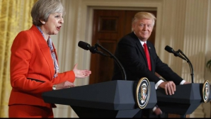 Trump, acuzat de UK