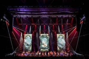 Vivaldianno - City of Mirrors. Vivaldi prinde viaţă pe scena Sălii Palatului