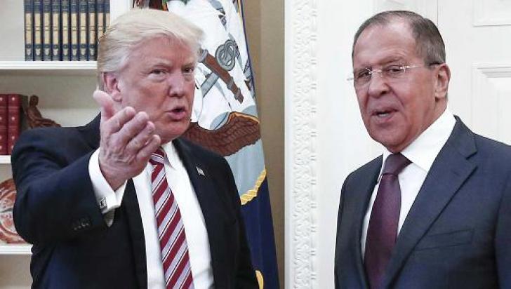 Trump și Lavrov
