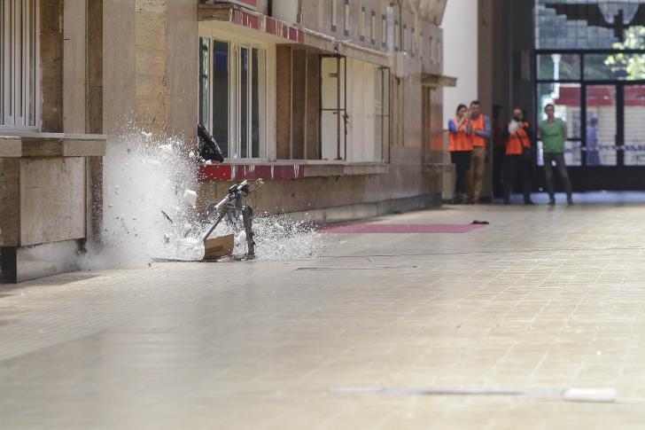 Scenariu șoc: Alarmă cu bombă la Gara de Nord. Cum intervin forțele de ordine
