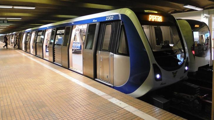 Anunţ şocant de la Metrorex. Stațiile de metrou Aurel Vlaicu și Pipera se închid