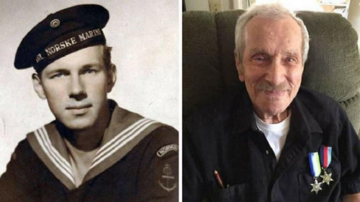 Făcea curăţenie în casă, a găsit o scrisoare din Al II-lea Război Mondial.A citit-o, a PLÂNS crunt