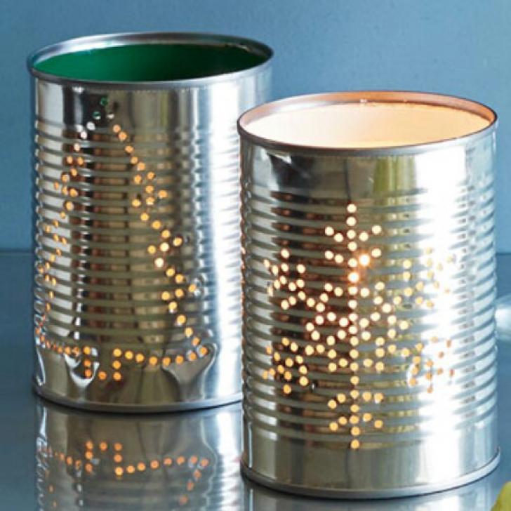 Cum pot fi refolosite conservele. Nu le aruncaţi! Cele mai inovative utilizări ale cutiilor metalice